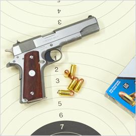 01_Pistolet Colt 1911 mod 80 Government