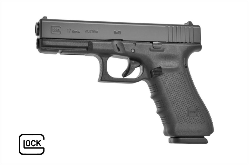 Glock-G17-GEN-4-9×19-MM