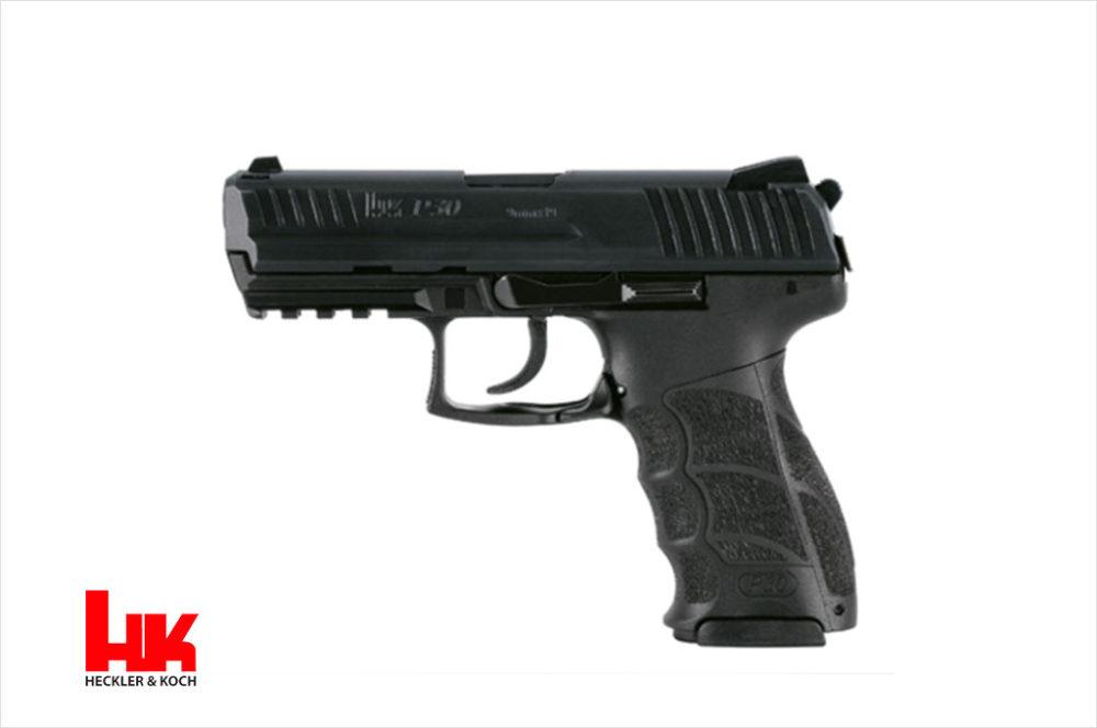H&K-P30S-9×19-mm