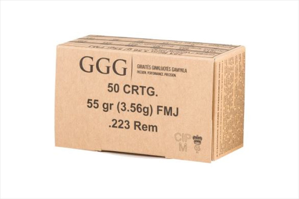 Amunicja-GGG-kaliber-.223Rem
