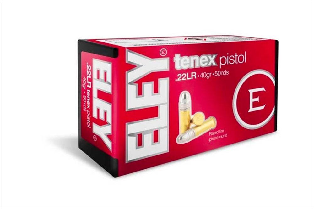 ELEY-Tenex-Pistol-00120-.22LR-40gr
